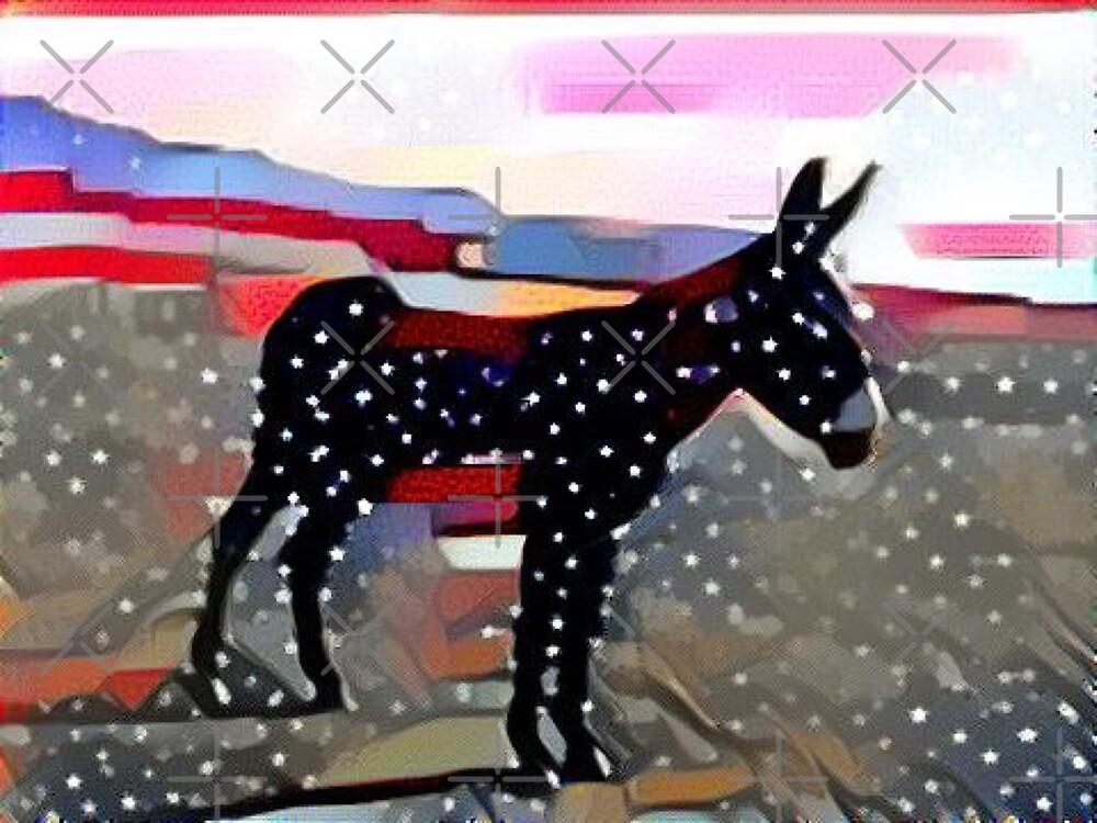 Patriotic Democrat by Funkymask