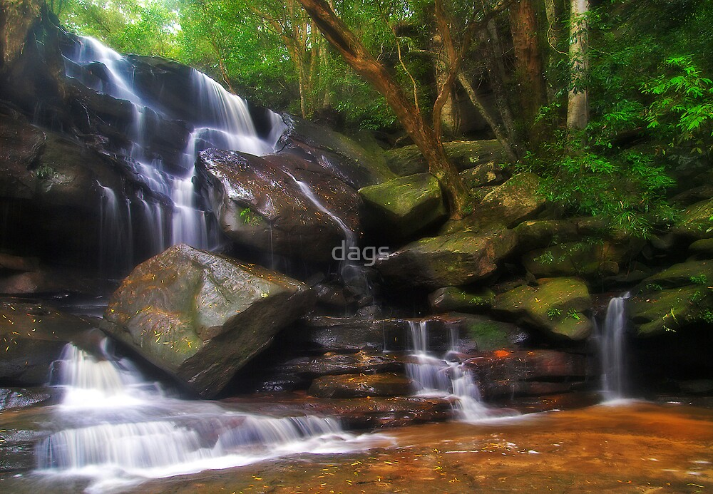 Somersby Falls by dags