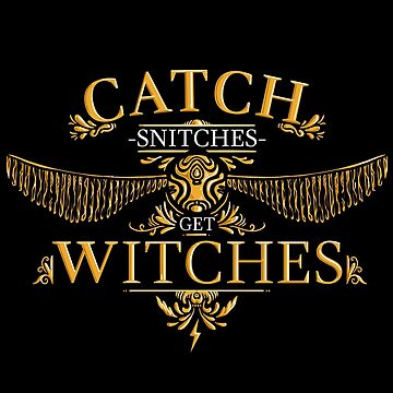 Catch Snitches by FrederickJay