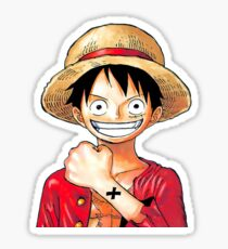 Monkey D. Luffy Sticker