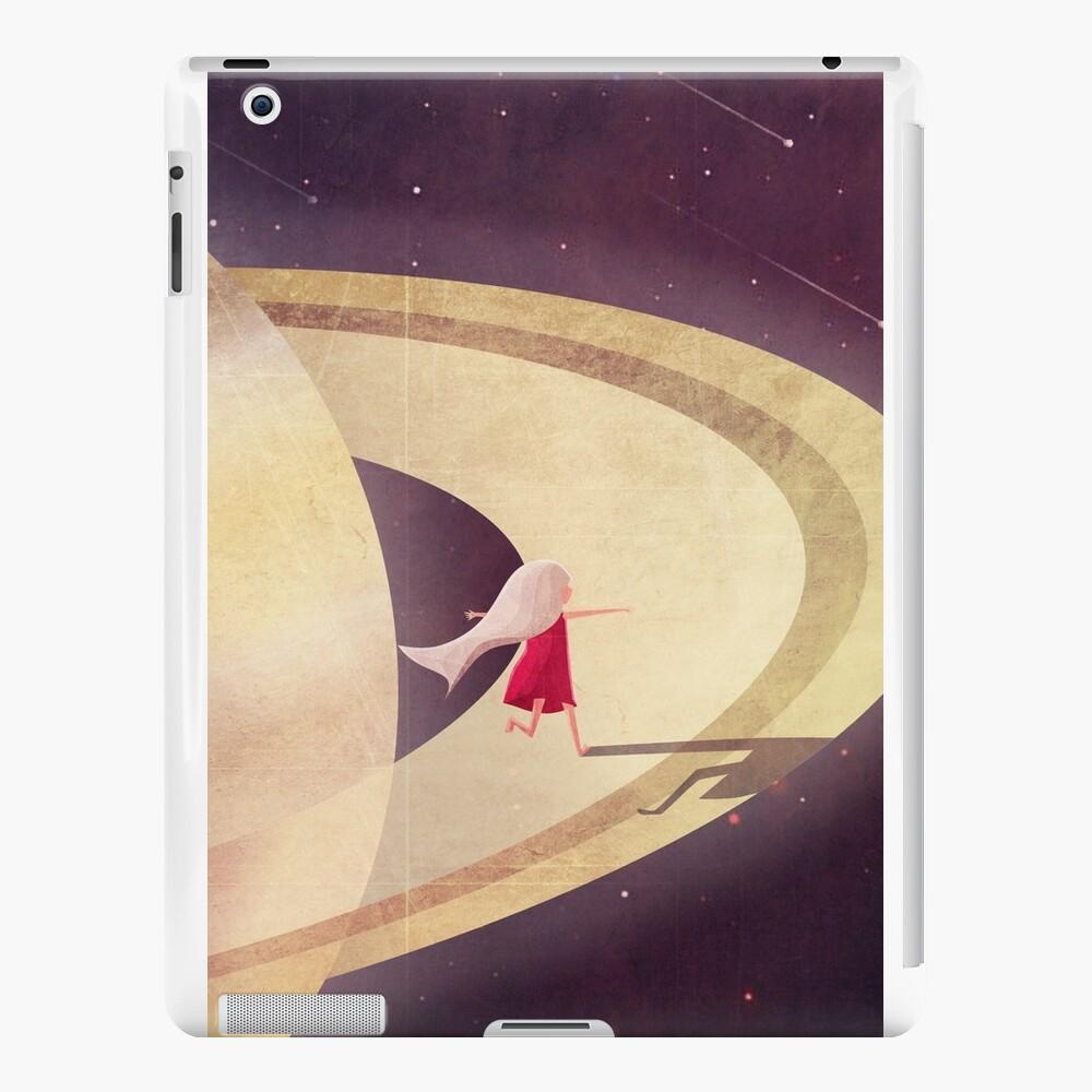 Saturn Kind iPad-Hüllen & Klebefolien