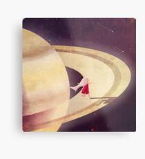 Saturn Child Metal Print