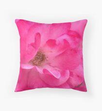 """Pink's Romance"", Photo Artwork Throw Pillow"