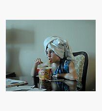 Souper Noodles Photographic Print