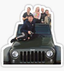 Shane Dawson Gruppe Sticker
