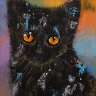 Bombay Kitten by Michael Creese