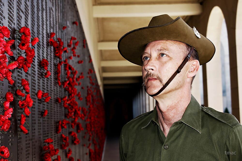 Anzac - Remembering Those Lost 1a by tmac