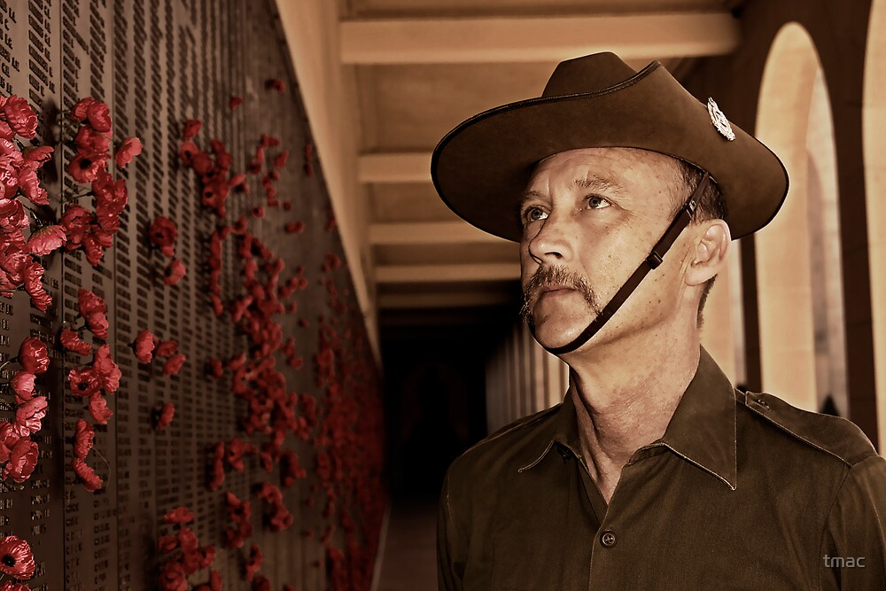 Anzac - Remembering Those Lost 1b by tmac