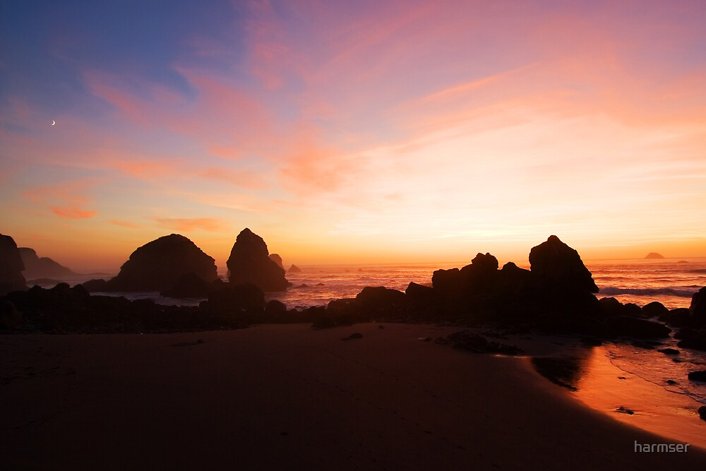Pacific Radiance by harmser