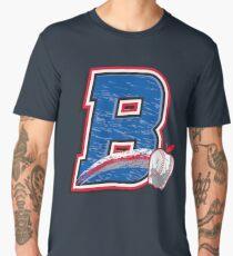 Rockland Boulders Logo Men's Premium T-Shirt