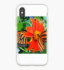 """""""Double Butterfly Love"""", Photo / Digital Painting iPhone Case"""
