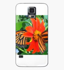 """""""Double Butterfly Love"""", Photo / Digital Painting Case/Skin for Samsung Galaxy"""