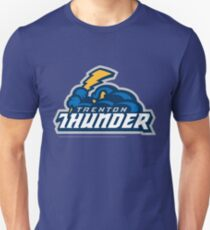 Trenton Thunder Logo Unisex T-Shirt