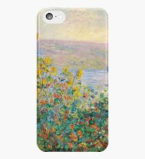 Flower Beds at Vetheuil iPhone 5c Case