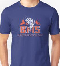 BLUE MOUNTAIN STATE SHIRT Unisex T-Shirt