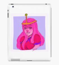 Princess Bubblegum Headshot Painting iPad Case/Skin