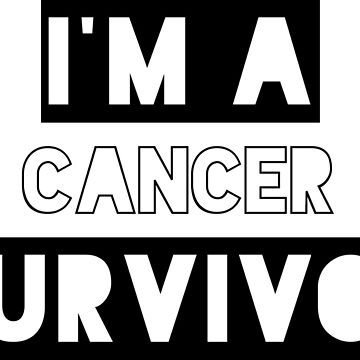 Survivor - Cancer (black) by fionawb