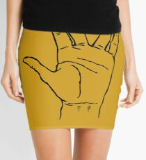 show of hands Mini Skirt