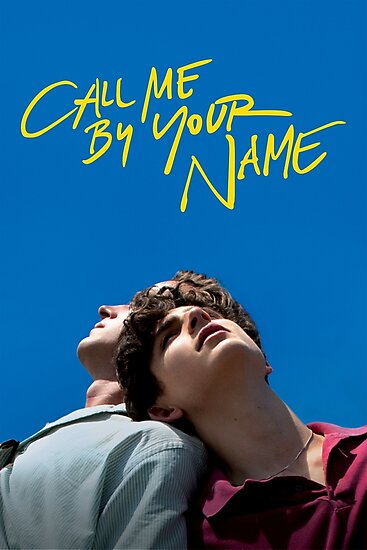 Call me by your name poster by jayBau