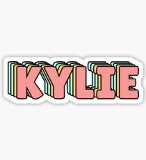 Kylie Pastel Sticker