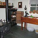 A Kitchen From 1884 by MichelleR