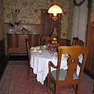 A Dining Room From 1884 by MichelleR