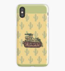 African desert corps iPhone Case