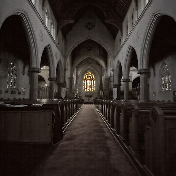 Inside St Saviour's Cathedral in Goulburn/NSW/Australia (3) by ausigreybear