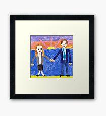 The Wedding Gift -  Framed Print