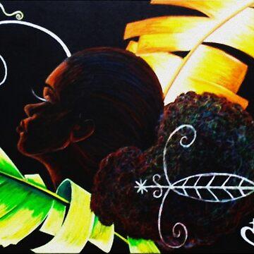 Bliss - Haitian Island Spirits 01 by nazaire