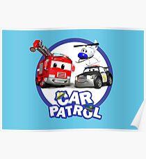 Car Patrol of Car City Poster