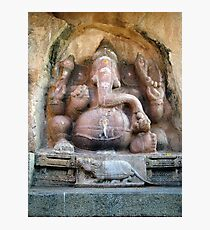 Sri Ganesh Photographic Print