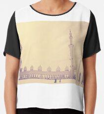 Sheikh Zayed Grand Mosque, Abu Dhabi Chiffon Top