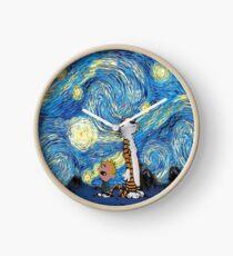 Calvin Hobbes Clock