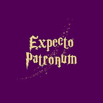 Expecto Patronum by glucern