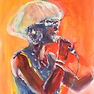 The jazz singer by christine purtle
