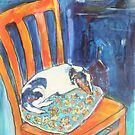 Jack Russell heaven by christine purtle