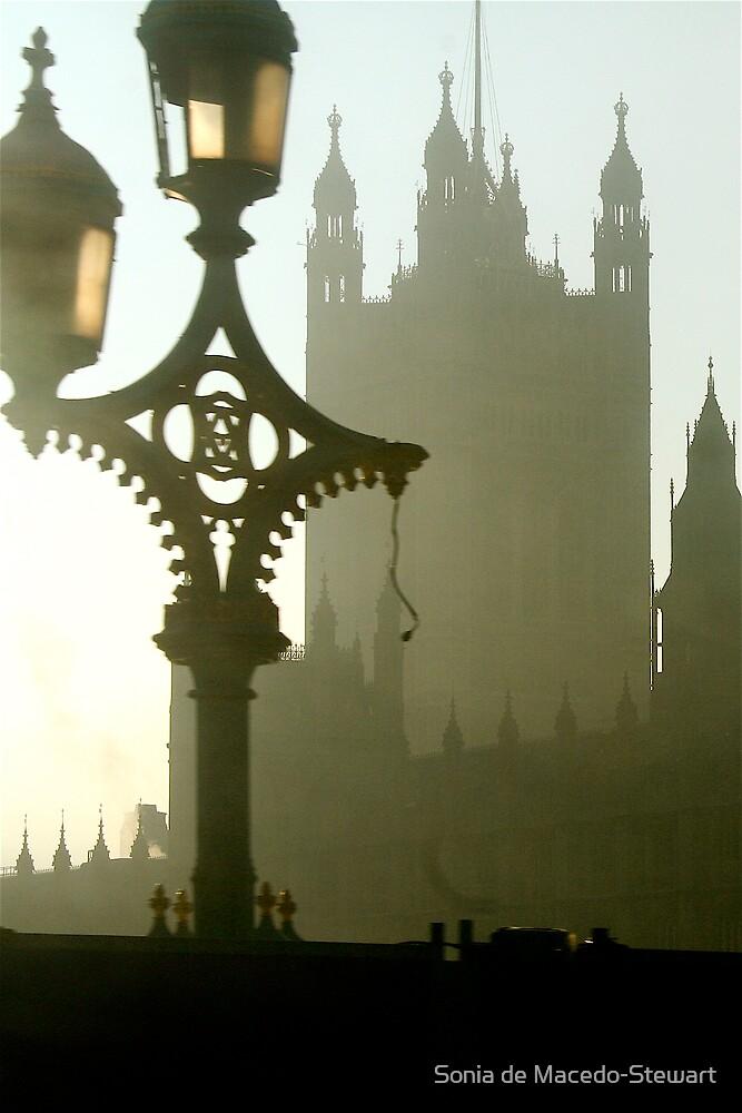 westminster fog by Sonia de Macedo-Stewart