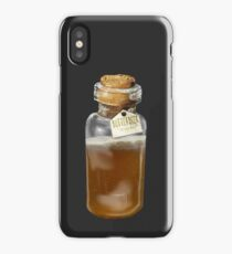 Mmm Butterbeer iPhone Case