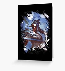 KAYN - League of Legends Greeting Card