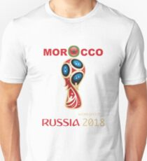 world cup Morocco   Unisex T-Shirt