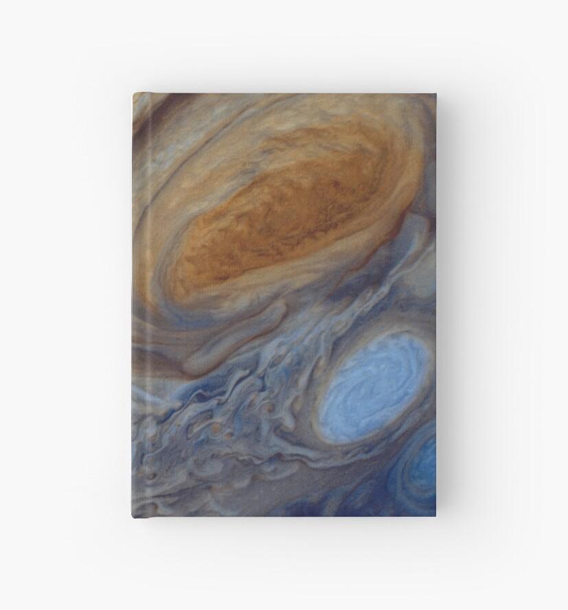 Stormy Jupiter by cyclocosmia