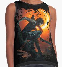 Lara's Shadow Contrast Tank