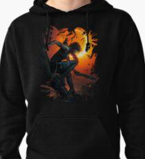 Lara's Shadow Pullover Hoodie