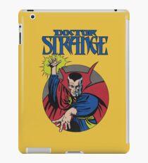 The Sorceror Supreme! iPad Case/Skin