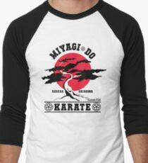 Karate Kid - Mr Miyagi Do Red Variant Men's Baseball ¾ T-Shirt