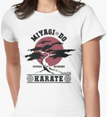 Karate Kid - Miyagi Do Women's Fitted T-Shirt