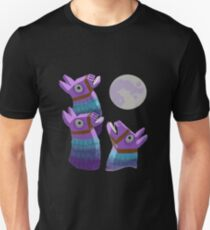 Fortnite Three LLamas Unisex T-Shirt