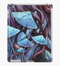 Mushrooms & Crystals iPad Case/Skin