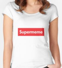 Supermeme Women's Fitted Scoop T-Shirt